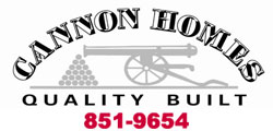 Construction London - Cannon Homes Ltd.  Logo